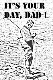 happy fathers day fishing