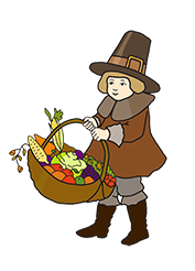 clipartqueen clipart for Thanksgiving