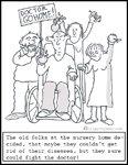 medical images cartoons
