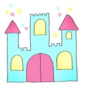 small princess castle
