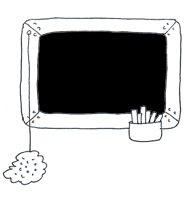 school pictures blackboard