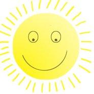 summer-clipart-sun-shining