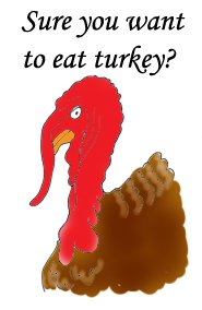 thanksgiving clipart angry turkey