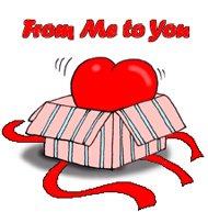 valentine clipart from me to you