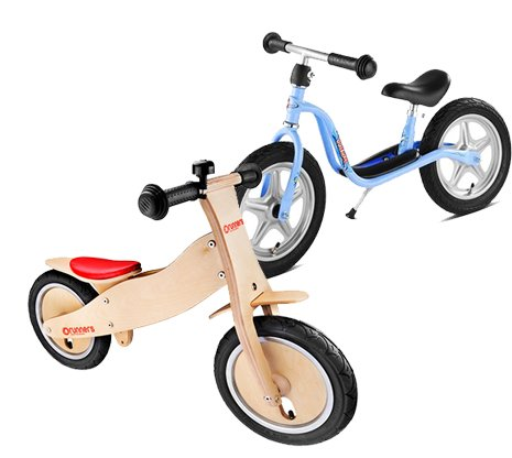 picture of running bikes idea for birthday gift
