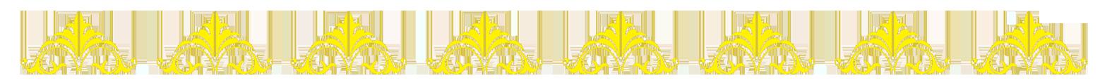 yellow printable borders